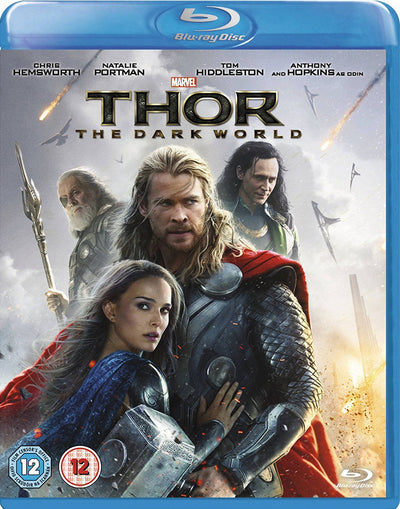 Thor: The Dark World - Alan Taylor [BLU-RAY]