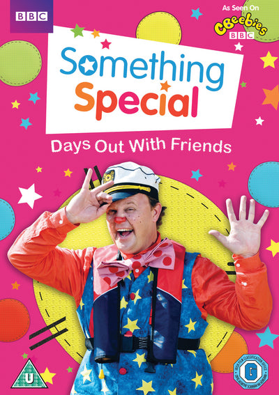 Something Special: Days Out With Friends - Allan Johnston [DVD]