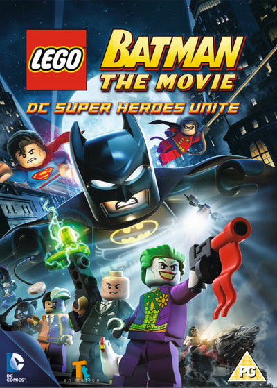 LEGO Batman - The Movie - DC Super Heroes Unite - Jon Burton [DVD]
