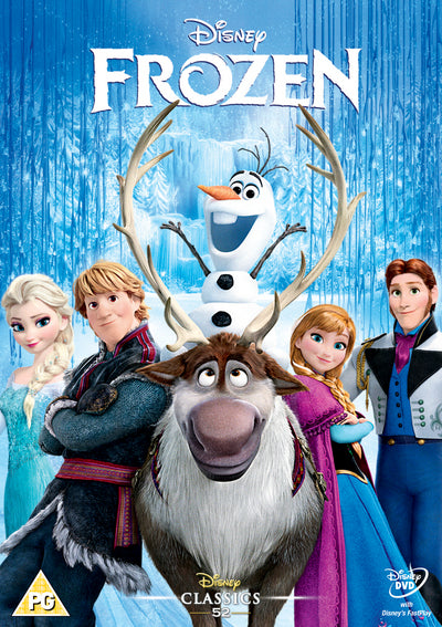 Frozen - Chris Buck [DVD]