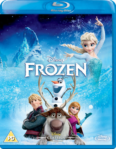Frozen - Chris Buck [BLU-RAY]