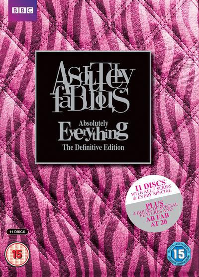 Absolutely Fabulous: Absolutely Everything - Bob Spiers [DVD]