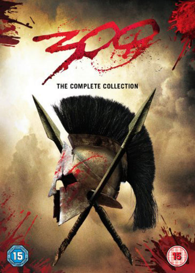 300/300: Rise of an Empire - Zack Snyder [DVD]
