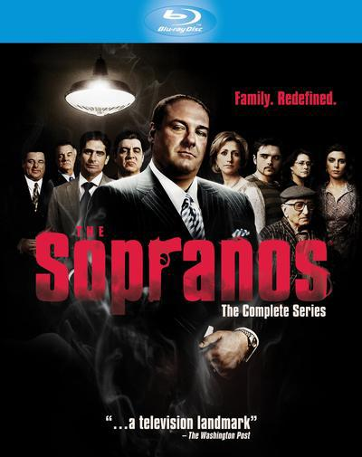 The Sopranos: The Complete Series - John Patterson [BLU-RAY]