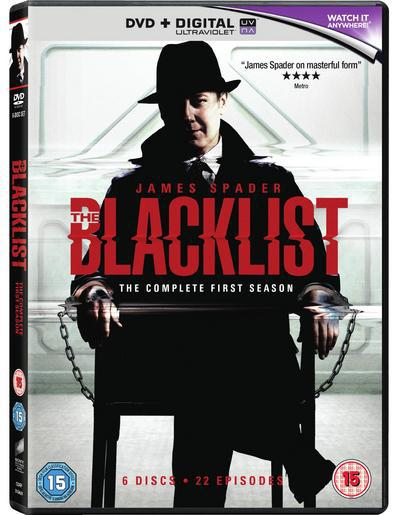 The Blacklist: The Complete First Season - Jon Bokenkamp