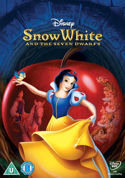 Snow White and the Seven Dwarfs (Disney) - Perce Pearce [DVD]