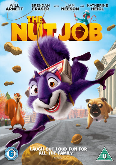 The Nut Job - Peter Lepeniotis [DVD]