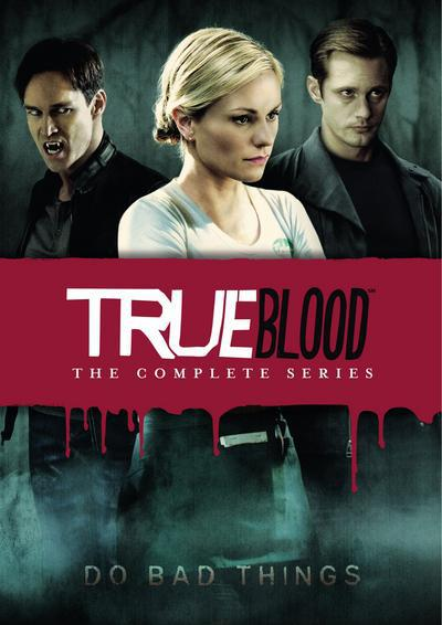 True Blood: The Complete Series - Alan Ball [DVD]