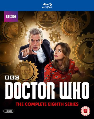 Doctor Who - The New Series: Series 8 - Steven Moffat [BLU-RAY]