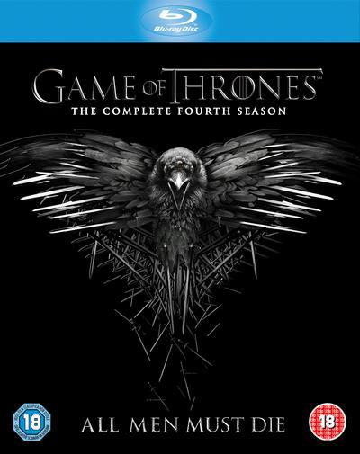 Game of Thrones: The Complete Fourth Season - David Benioff [BLU-RAY]