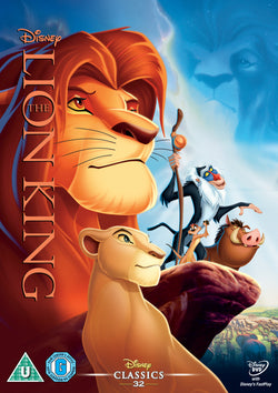 The Lion King - Roger Allers [DVD]