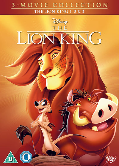 The Lion King Trilogy - Roger Allers [DVD]