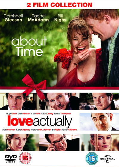 About Time/Love Actually - Richard Curtis [DVD]