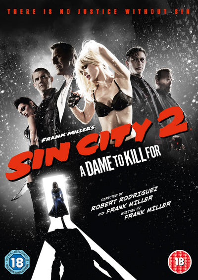 Sin City 2 - A Dame to Kill For - Frank Miller [DVD]
