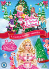 Barbie: A Perfect Christmas/Nutcracker - Owen Hurley [DVD]