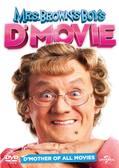 Mrs Brown's Boys D'movie - Ben Kellett [DVD]