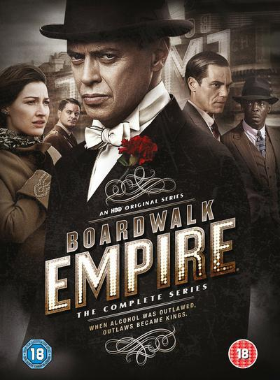 Boardwalk Empire: The Complete Series - Terence Winter [DVD]