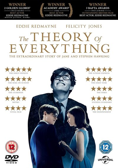 The Theory of Everything - James Marsh [DVD]