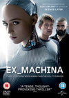 Ex Machina - Alex Garland [DVD]
