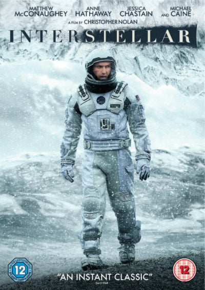 Interstellar - Christopher Nolan [DVD]