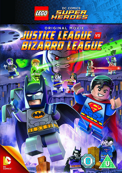 LEGO: Justice League Vs Bizarro League - Brandon Vietti [DVD]