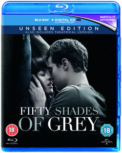 Fifty Shades of Grey - The Unseen Edition - Sam Taylor-Johnson [BLU-RAY]