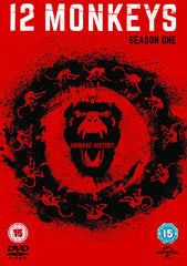 12 Monkeys: Season 1 - Travis Fickett [DVD]