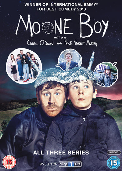 Moone Boy: Series 1-3 - Chris O'Dowd [DVD]