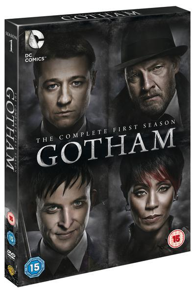 Gotham: The Complete First Season - Bruno Heller [DVD]