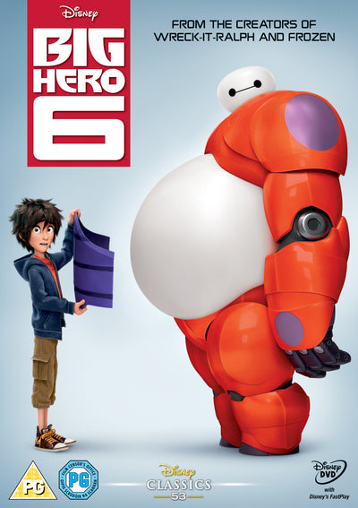 Big Hero 6 - Don Hall [DVD]