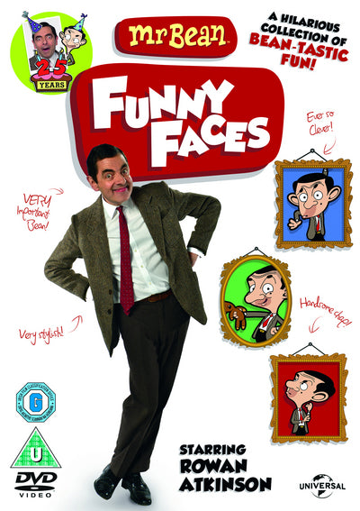 Mr Bean: Funny Faces - Mr Bean [DVD]