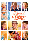 The Second Best Exotic Marigold Hotel - John Madden [DVD]