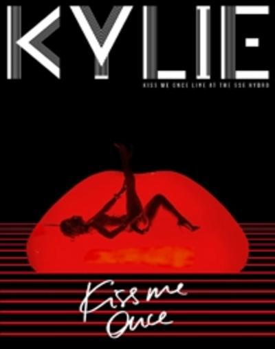Kylie Minogue: Kiss Me Once - Live at the SSE Hydro - Kylie Minogue [DVD]
