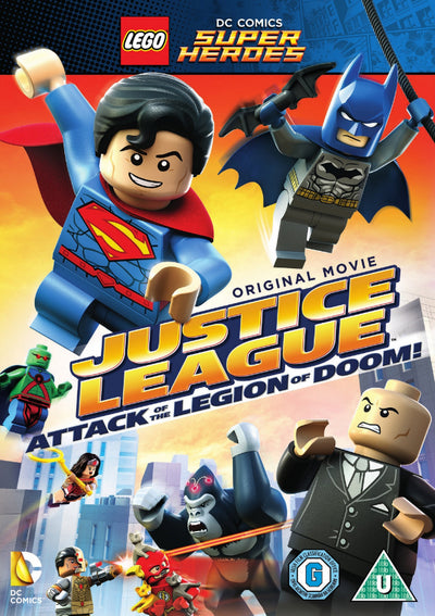LEGO: Justice League - Attack of the Legion of Doom - Rick Morales [DVD]