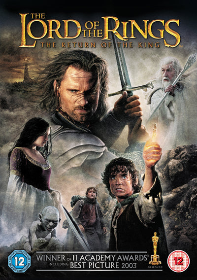 The Lord of the Rings: The Return of the King - Peter Jackson [DVD]