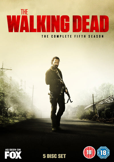 The Walking Dead: The Complete Fifth Season - Frank Darabont [DVD]