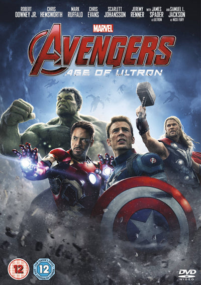 Avengers: Age of Ultron - Joss Whedon [DVD]