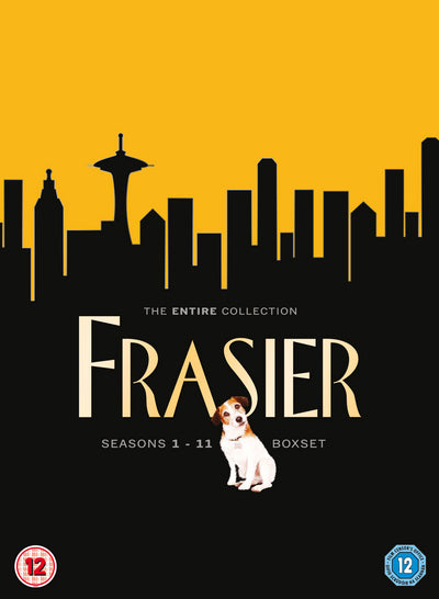 Frasier: The Complete Seasons 1-11 - David Angell [DVD]