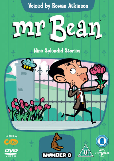Mr Bean - The Animated Adventures: Season 2 - Volume 2 - Rowan Atkinson [DVD]