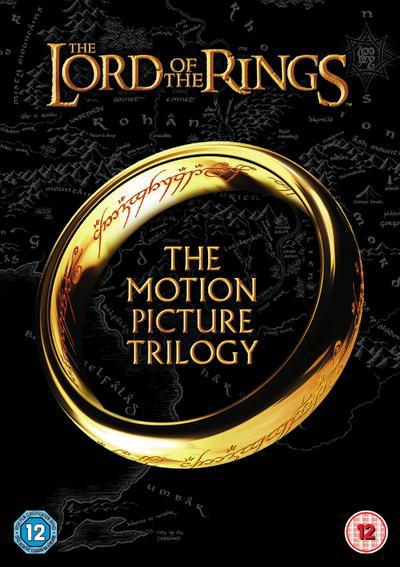 The Lord of the Rings Trilogy - Peter Jackson [DVD]