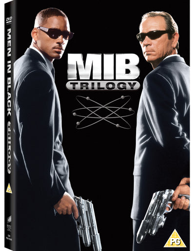 Men in Black/Men in Black 2/Men in Black 3 - Barry Sonnenfeld [DVD]