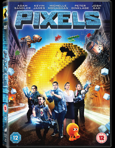 Pixels - Chris Columbus [DVD]