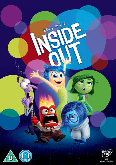 Inside Out - Pete Docter [DVD]