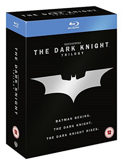 The Dark Knight Trilogy - Christopher Nolan [BLU-RAY]