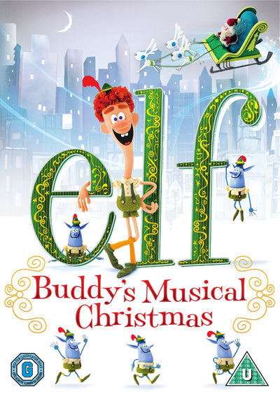 Elf - Buddy's Musical Christmas - Mark Caballero [DVD]