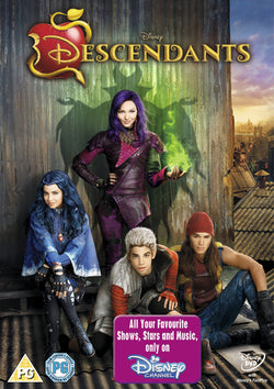 Descendants - Kenny Ortega [DVD]
