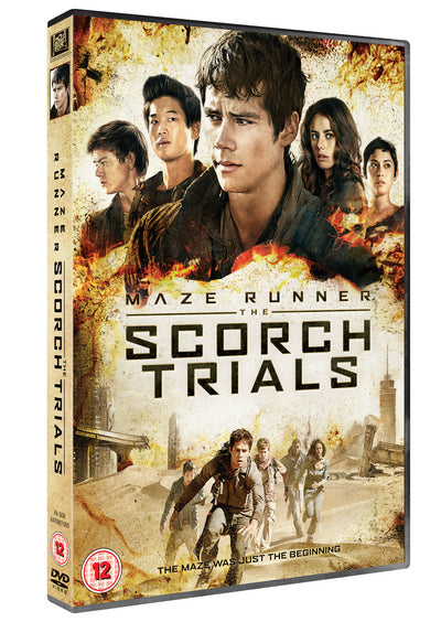 Maze Runner: Chapter II - The Scorch Trials - Wes Ball [DVD]
