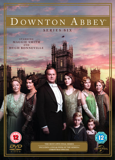 Downton Abbey: Series 6 - Rebecca Eaton [DVD]