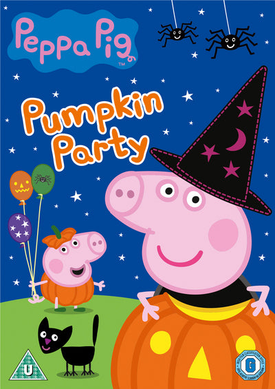 Peppa Pig: Pumpkin Party - Neville Astley [DVD]