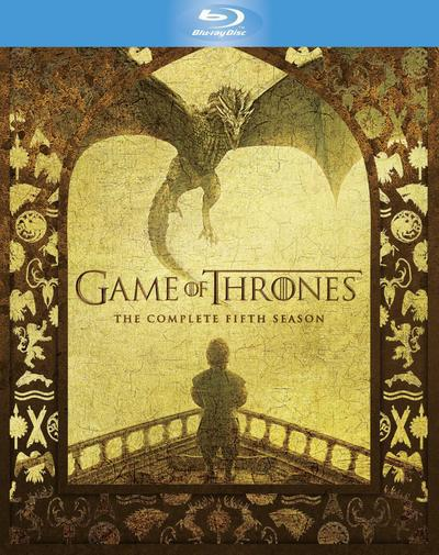 Game of Thrones: The Complete Fifth Season - David Benioff [BLU-RAY]